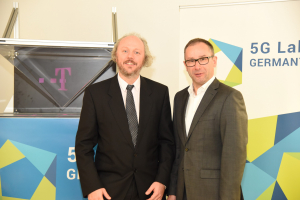 Deutsche Telekom Chair 1 Year Anniversary