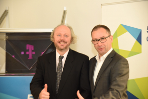 Deutsche Telekom Chair 1 Year Anniversary