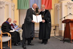 Frank Fitzek Honary PhD