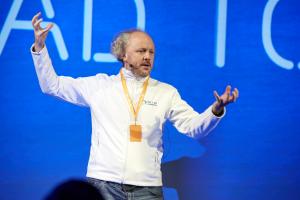 Talk @ Ericsson 'Road to 5G', Rotterdam, The Netherlands